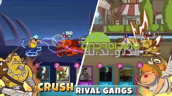 Be Castle Defense: Tower Crush, Tower Conquest - بازی استراتژی از قلعه دفاع کنید
