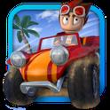 بازی بسیار زیبا و سرگرم کننده رانندگی با افکت ها متعدد Beach Buggy Blitz v1.1.1