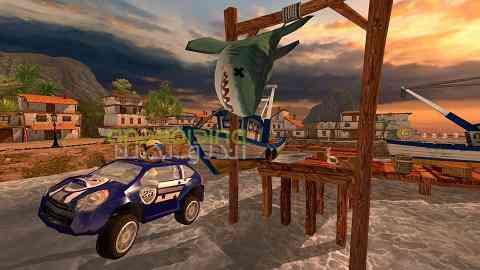 دانلود Beach Buggy Racing 1.2.17 بازی مسابقات باگی ساحلی 2