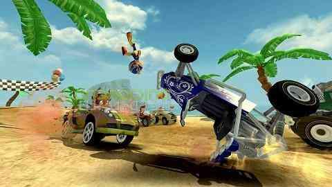 دانلود Beach Buggy Racing 1.2.17 بازی مسابقات باگی ساحلی 3