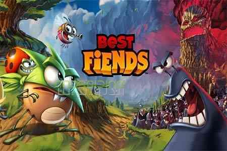 BestFiends - بازی شیاطین خوب