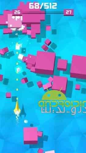 Blasty Blocks - بازی آرکید خرد کردن بلوک ها