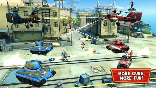Blitz Brigade - Online FPS fun | یک بازی اکشن چند نفره انلاین عالی از گیم لافت Gameloft
