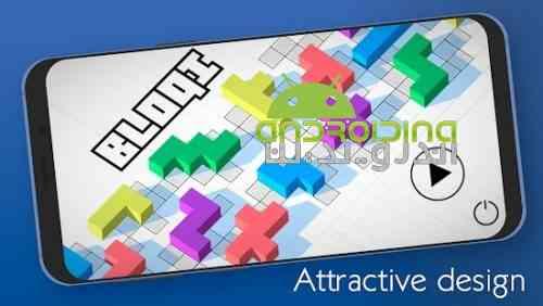 Bloqi - بازی پازلی سرگرم کننده بلاکی