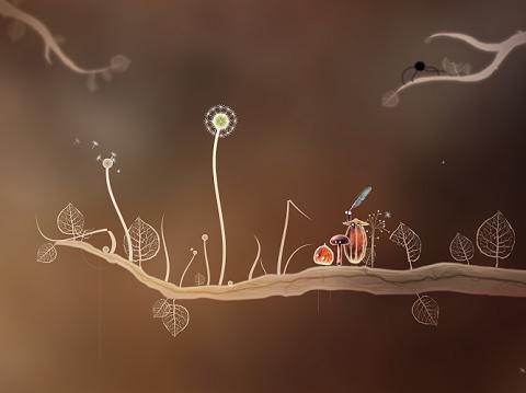 دانلود راهنمای بازی botanicula