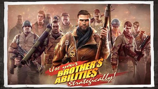 Brothers in Arms® 3 | بازی سرباز جهانی 3 اندروید + دیتا از شرکت بزرگ گیم لافت