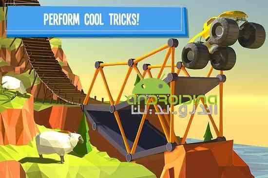 Build a Bridge! - بازی سرگرم کننده ساخت پل