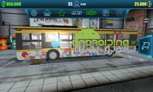 Bus Fix 2019 - بازی شبیه سازی تعمیر اتوبوس 2019