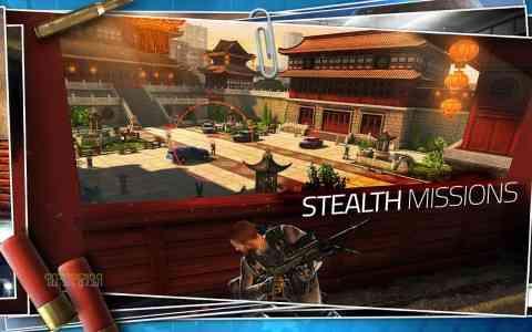 CONTRACT KILLER: SNIPER | باز قاتل تک تیز انداز از شرکت بزرگ بازی سازی Glu Mobile