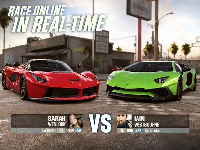 دانلود CSR Racing 2 1.11.0 بازی ماشین سواری خارق العاده اندروید 1