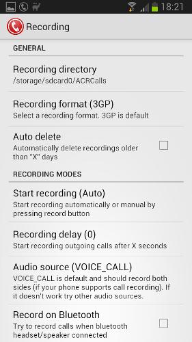 دانلود Call Recorder – ACR Premium 22.0 ضبط مکالمات اندروید 2
