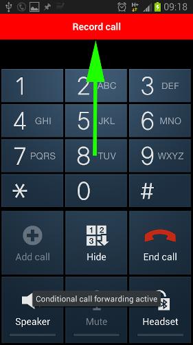Call Recorder - ACR یکی از بهترین برنامه ها برای ضبط مکالمات دو طرفه در اندروید