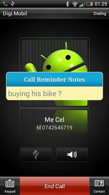 دانلود Call Reminder Notes Full v5.0.5 یادآور تماس ها و پیغام ها