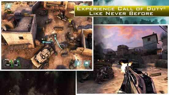 Call of Duty® Strike Team | بازی ندای وظیفه : تیم اعتصاب (کال اف دیووتی) اندروید