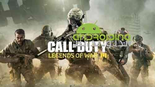 Call of Duty: Legends of War - بازی ندای وظیفه: افسانه های جنگ