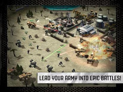 Call of Duty Heroes | بازی استراتژیک کال اف دییوتی قهرمانان اندروید + دیتا