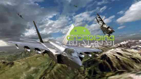 Call of Infinite Air Warfare - بازی ندای نامحدود جنگ هوایی