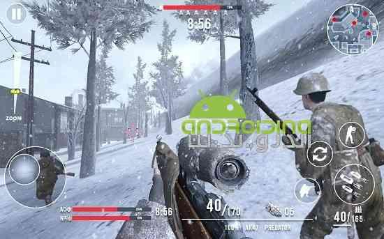 Call of Sniper WW2: Final Battleground - بازی ندای اسنایپر:میدان جنگ نهایی