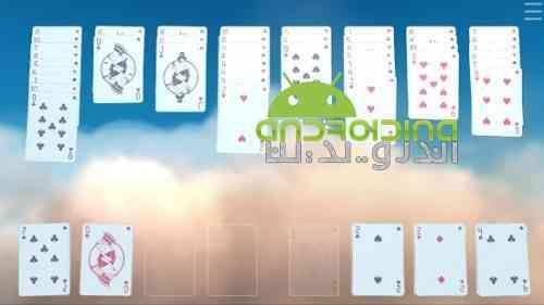 Calm Cards - Freecell - بازی کارت آرامش بخش