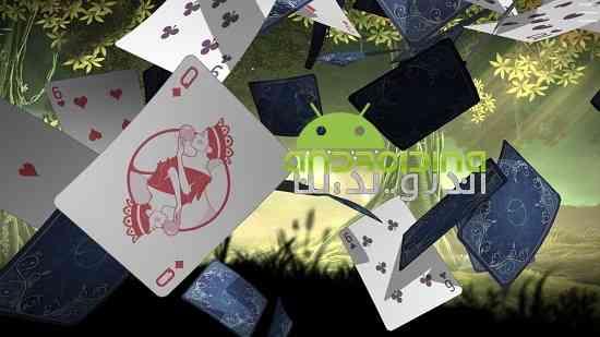 Calm Cards - Klondike - بازی سرگرم کننده کارت های آرام