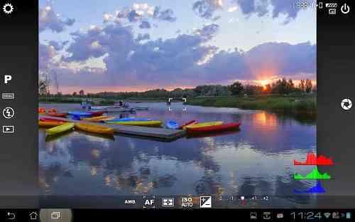 دانلود Camera FV-5 v3.26 برنامه عکسبرداری حرفه ای اندروید 2