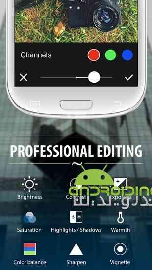 دانلود Camly Pro – Photo Editor 1.9 ویرایشگر حرفه ای تصاویر در اندروید 1
