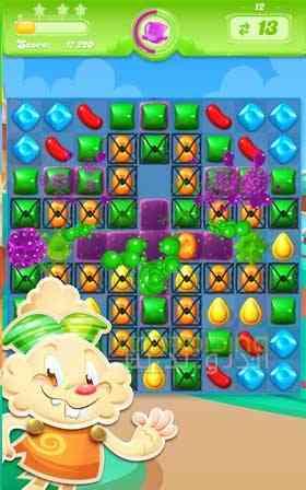 دانلود Candy Crush Jelly Saga 1.52.12 بازی پازل اب نبات ها اندروید 3