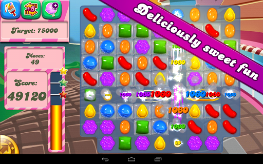 دانلود Candy Crush Saga 1.109.0.6 بازی پازل ابنبات ها اندروید 3