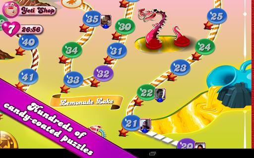 دانلود Candy Crush Saga 1.109.0.6 بازی پازل ابنبات ها اندروید 2