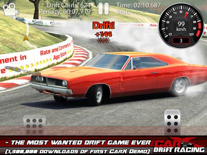 دانلود CarX Drift Racing v1.1 بازی مسابقات دریفت