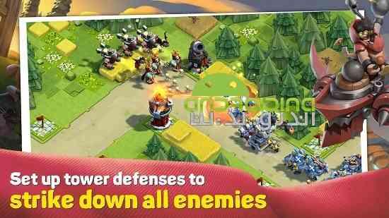 Caravan War - بازیاستراتژیسرگرم کننده جنگ کاروان