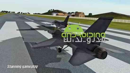 Carrier Landings Pro - بازی شبیه سازی حرفه نشاندن هواپیما