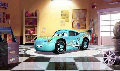 دانلود Cars Fast as Lightning 1.3.4d بازی ماشین ها اندروید 1