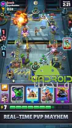 Chaos Battle League نبرد هرج و مرج