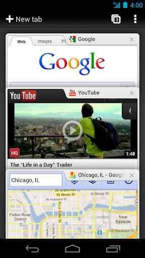 دانلود Chrome Browser 63.0.3239.83 مرورگر گوگل کروم اندروید 3