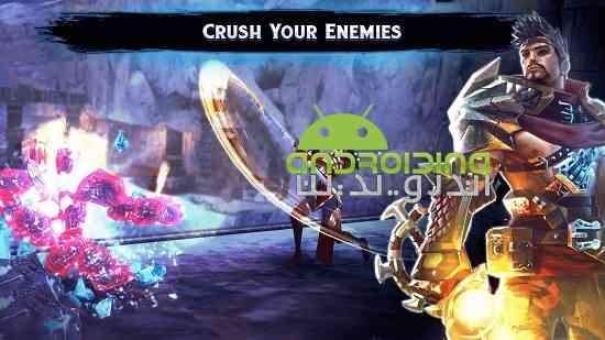 ChronoBlade - بازی اکشن سرگرم کننده چرونو بلید