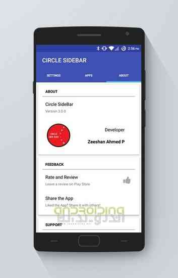 دانلود Circle Sidebar Pro 11.0 برنامه نوار میانبر برای اندروید 4