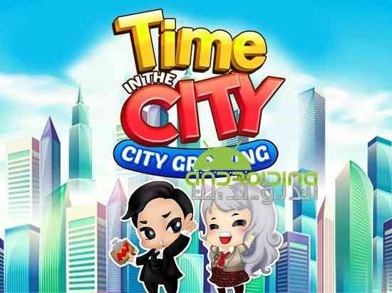 City Growing-Time in the City - بازی شهر در حال رشد-زمانی در شهر