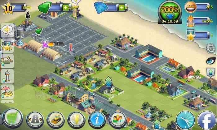 دانلود City Island 2 2.3.2 بازی شهر در جزیره 2 اندروید 1