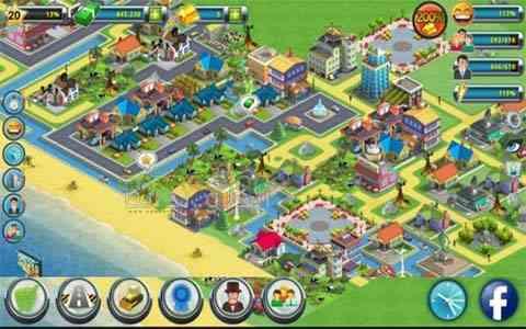 دانلود City Island 2 2.3.2 بازی شهر در جزیره 2 اندروید 2