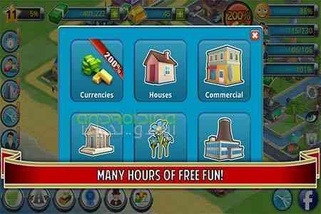 دانلود City Island 2 2.3.2 بازی شهر در جزیره 2 اندروید 3
