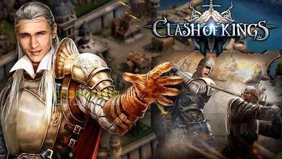 Clash Of Kings - بازی جنگ پادشاهان