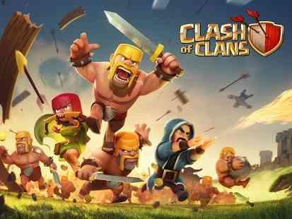 دانلود بازی کلش اف کلنز Clash of Clans 9.256.20 اپدیت هالوین کلش اندروید 2