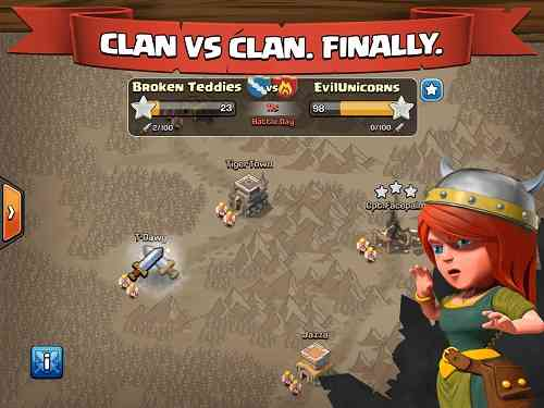 دانلود بازی کلش اف کلنز Clash of Clans 9.256.20 اپدیت هالوین کلش اندروید 4