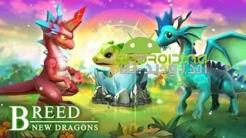 Clash of Kings 2: Rise of Dragons - بازی استراتژیک برخورد پادشاهان 2
