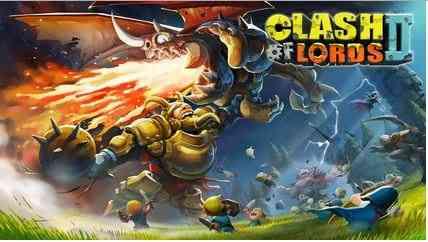 دانلود Clash of Lords 2  بازی استراتژی جنگ پادشاهان اندروید