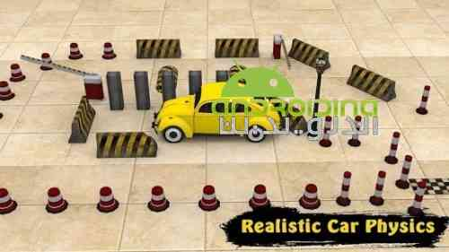 Classic Car Parking Real Driving - بازی پارکینگ ماشین های کلاسیک