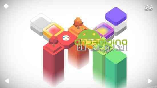 Colorzzle - بازی سرگرم کننده پازلهای رنگی