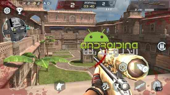 Combat Soldier – FPS - بازی اکشن سرباز مبارز