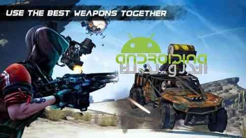 Commando Fire Go- Armed FPS Sniper Shooting Game - بازی نقش آفرینی آتش کماندو